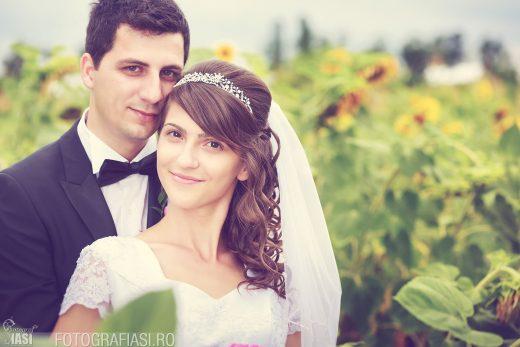 Lavinia + Robert – fotografii nunta Botosani – Biserica Baptista Betel Botosani – restaurant complex Imperia Botosani