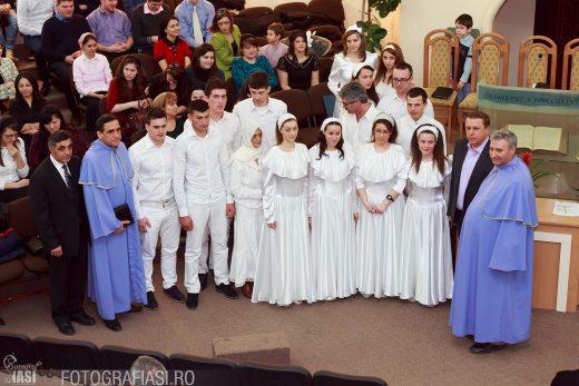 Botez nou testamentar – Biserica Penticostala Ziua Harului Iasi