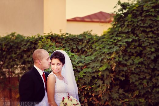 Iulia + Seth – wedding photos Iasi