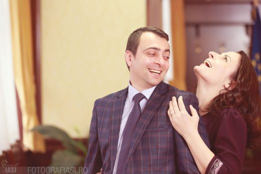 Daniela + Corneliu – sedinta foto de logodna in Iasi