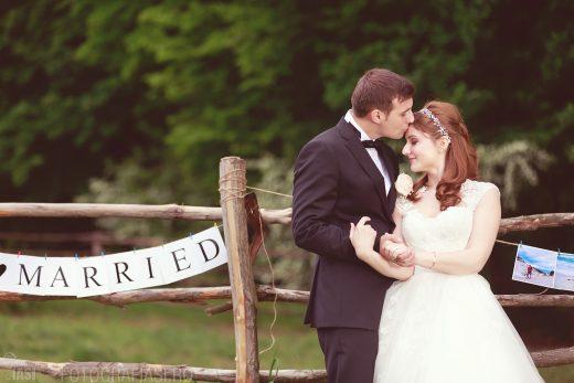 Andreea + Vlad – fotografii nunta Roman