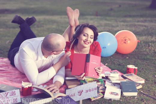 Otilia + Andrei – sedinta foto logodna Iasi