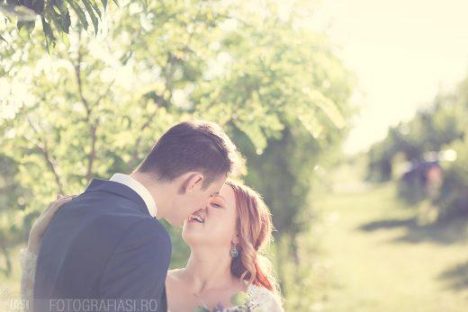 Raluca + Romeo – fotografii sedinta foto nunta Iasi