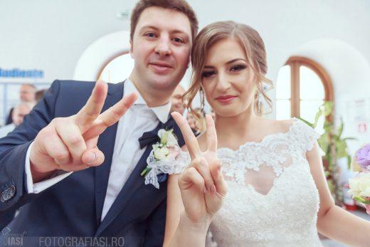 Sabina + Adi – fotografii nunta Iasi