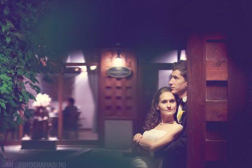 Damaris + Beniamin – fotografii nunta Iasi