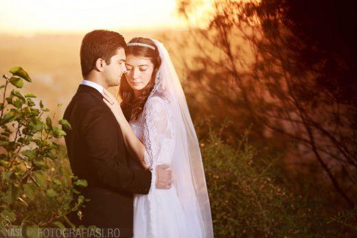Sedinta foto nunta Iasi – Andreea + Beniamin