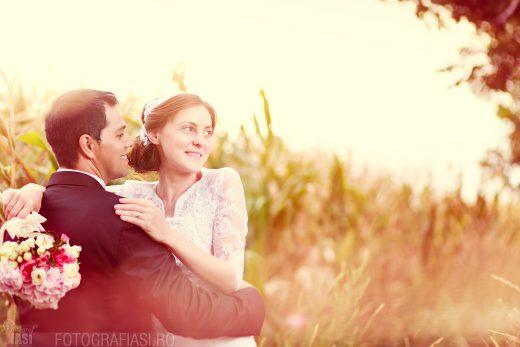 Rebeca + Andrei – fotografii nunta Botosani – Biserica Crestina dupa Evanghelie – Restaurant Imperia