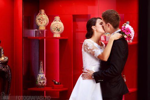 Carmen + Samuel – fotografii nunta Barlad – Biserica Crestina dupa Evanghelie