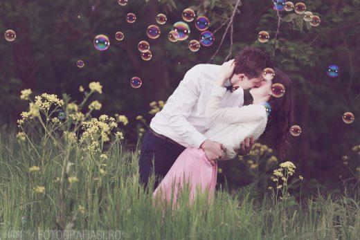 Adelina + Teo – sedinta foto de logodna in Iasi