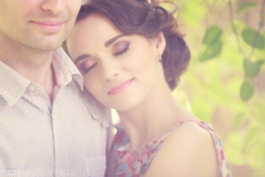 Alina + George – sedinta foto de logodna in Iasi