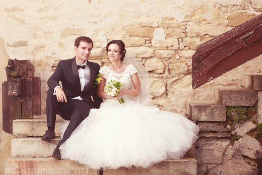 Alina + George Alexandru – fotografii nunta Iasi – receptia Restaurant Hotel International Iasi