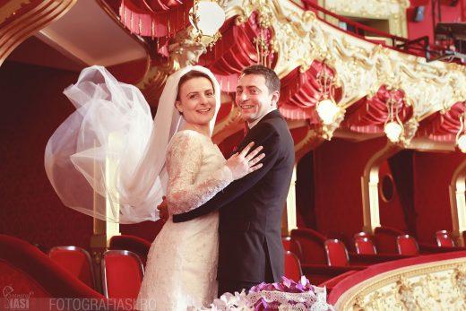 Corneliu + Daniela – fotografii nunta Iasi – Hotel Capitol Iasi, Restaurant Monalisa