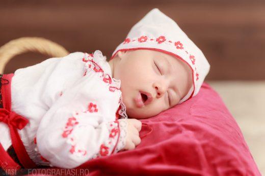 Iris – sedinta foto bebe in Iasi