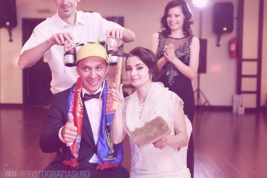 Ana + Iulian – fotografii nunta Roman