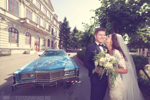 Rodica + Nicu – fotografii nunta Botosani