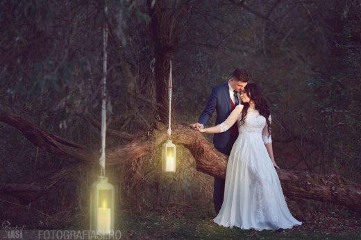 Rebecca si Andrei – fotografii nunta Iasi