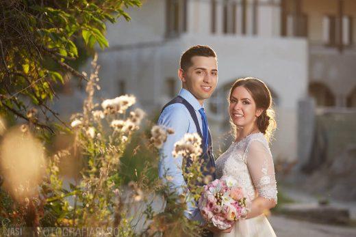 Andreea + Alexandru – fotografii nunta Iasi